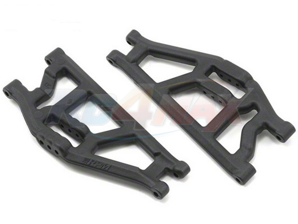 RPM [80752] Traxxas Jato Rear A-arms - Black