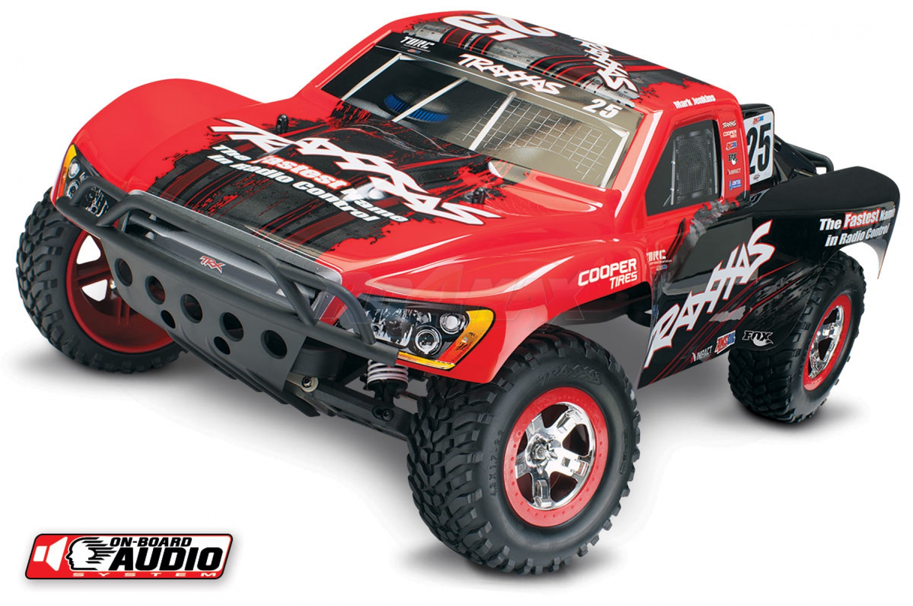 Traxxas Slash Pro 2WD z AUDIO
