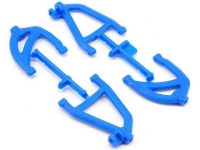 RPM [80675] Rear A-arms for the 1/16th Scale Slash 4x4 - Blue