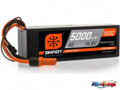 Spektrum Smart LiPol Car 5000mAh 4S 14.8V 100C HC IC5