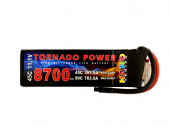 Pakiet LiPo Tornado Power 11,1V 8700mAh 45C NANO