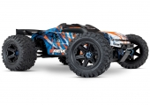 E-REVO BRUSHLESS 4WD z TSM. NOWY MODEL !!