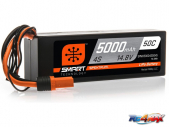 Spektrum Smart LiPol Car 5000mAh 4S 14.8V 50C HC IC5