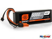 Spektrum Smart LiPol Car 5000mAh 2S 7.4V 50C HC IC5