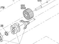 TRX-4 Scale and Trail Crawler (82056-4) Transmission Assembly