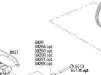 Traxxas Maxx® (89076-4) Rear Assembly
