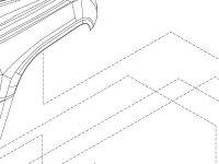 E-Revo VXL Brushless (86086-4) Body Assembly